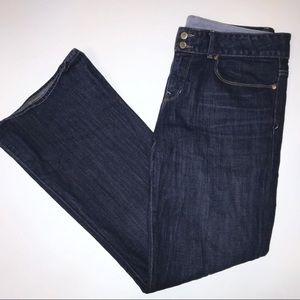 GAP Perfect Boot Cut 1969 Denim Jeans Size 8 / 29